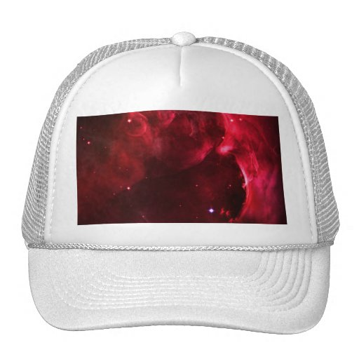 Sculpted Region of the Orion Nebula Mesh Hats