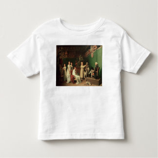 Sculpting the Bust of Pierre Marquis de Toddler T-shirt