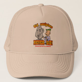 Sculptors Trucker Hat