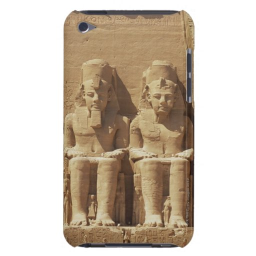 Sculpture at Abu Simbel -Cairo, Egypt Barely There iPod Covers