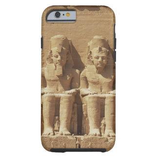 Sculpture at Abu Simbel -Cairo, Egypt Tough iPhone 6 Case