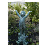 Sculpture at Phipps Conservatory, Pittsburgh Stationery Note Card