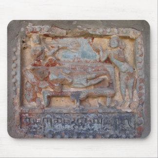 Sculpture, Bagan Mouse Pad