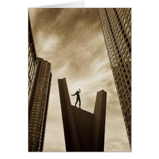 Sculpture-Chicago Card