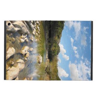 Sculpture Falls Barton Creek in Austin Texas 2 Cover For iPad Air