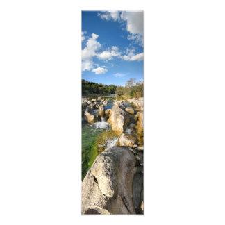Sculpture Falls Barton Creek in Austin Texas 3 Photograph
