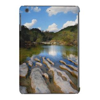 Sculpture Falls Barton Creek in Austin Texas iPad Mini Retina Case