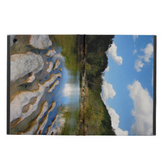 Sculpture Falls Barton Creek in Austin Texas iPad Air Case