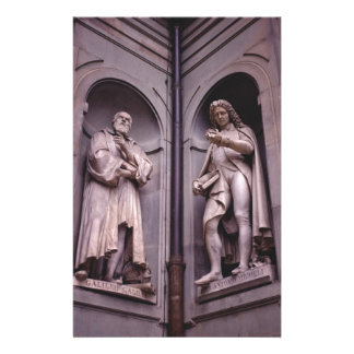 Sculpture Florence Stationery