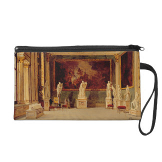 Sculpture Gallery at the Pitti Palace, Florence (o Wristlet Clutch