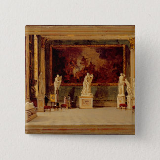 Sculpture Gallery at the Pitti Palace, Florence (o Button