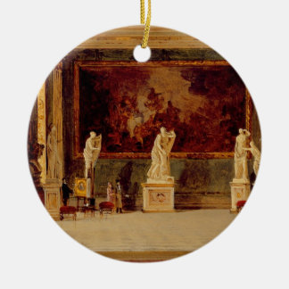 Sculpture Gallery at the Pitti Palace, Florence (o Ceramic Ornament