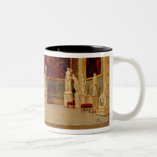 Sculpture Gallery at the Pitti Palace, Florence (o Two-Tone Coffee Mug