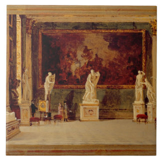 Sculpture Gallery at the Pitti Palace, Florence (o Tile