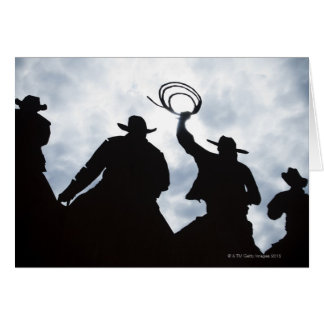 sculpture that welcomes you to Dodge City Kansas 2 Card