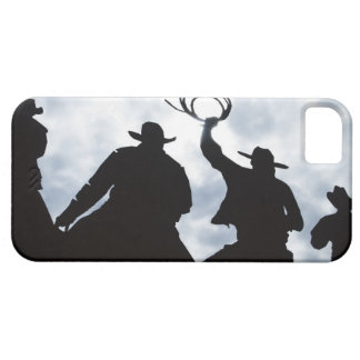 sculpture that welcomes you to Dodge City Kansas 2 iPhone SE/5/5s Case