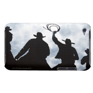 sculpture that welcomes you to Dodge City Kansas iPod Touch Case-Mate Case