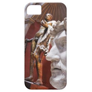 Sculptures inside Vatican Museum, Vatican City, iPhone SE/5/5s Case