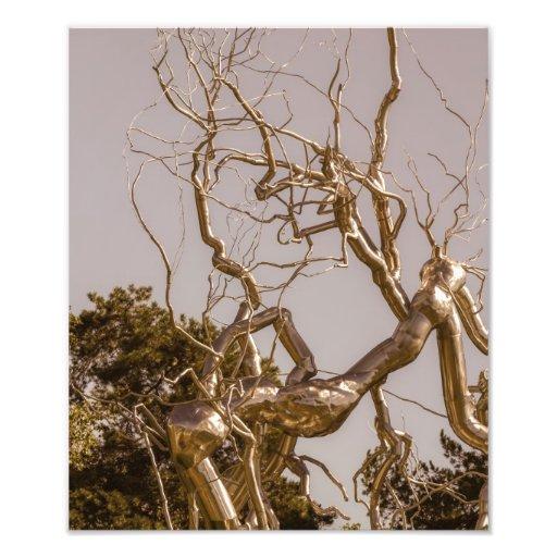 sculptures photo print