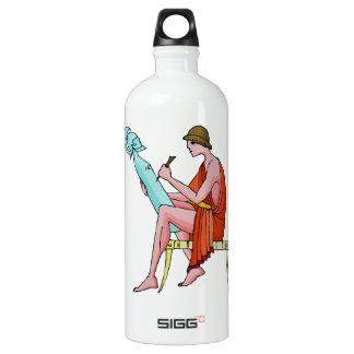 Scultor at work SIGG traveler 1.0L water bottle