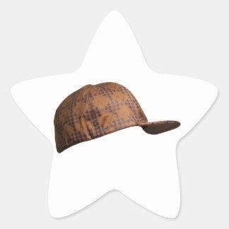 Scumbag Hat Star Sticker
