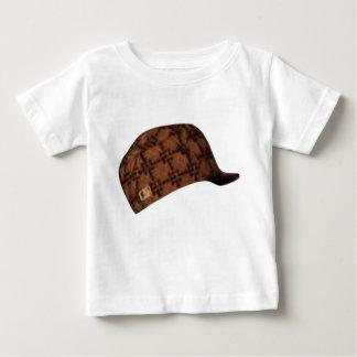 Scumbag Steve Hat Meme Baby T-Shirt
