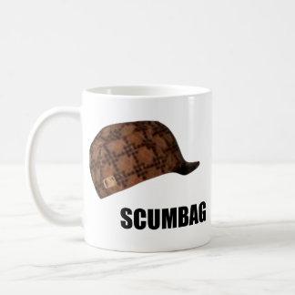 Scumbag Steve Hat Meme Coffee Mug