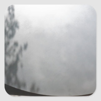 Scuptures Square Sticker
