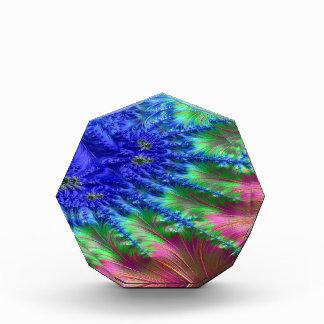 scurfy obsidian fractal 3 acrylic award