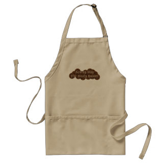 Scurvy Dog The Booty Hunter Dubloons Adult Apron