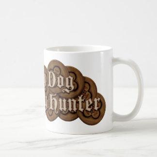 Scurvy Dog The Booty Hunter Dubloons Classic White Coffee Mug