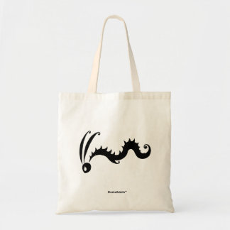 Scuttle the Shadow Rabbit Tote Bag