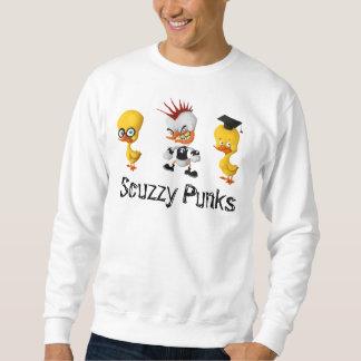 Scuzzy Punks Sweatshirt