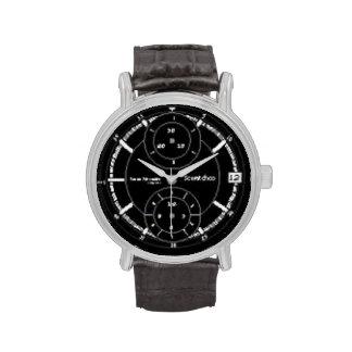 Scwatchco y reloj del vintage de Aaron Alexander