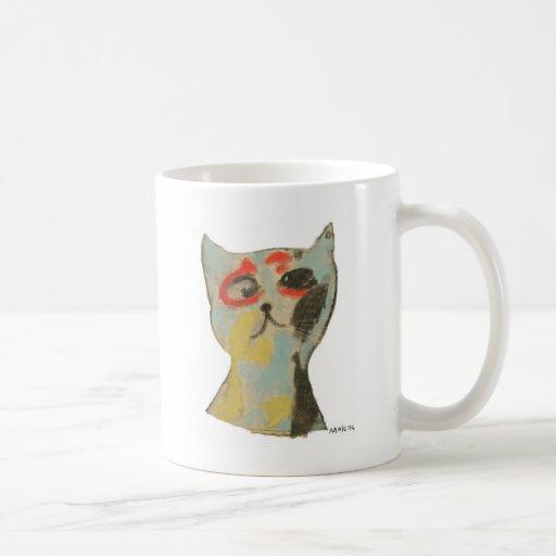 Scwibble! Classic White Coffee Mug