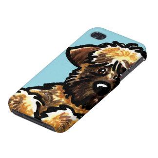 SCWT Dark Brown Case For iPhone 4