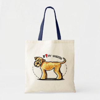 SCWT Wheaten Terrier Lover Tote Bag