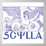 Scylla Posters