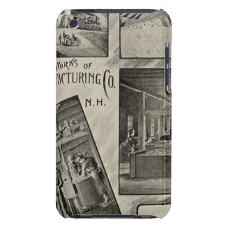 Scythestone works, Pike Manufacturing Co Barely There iPod Cover