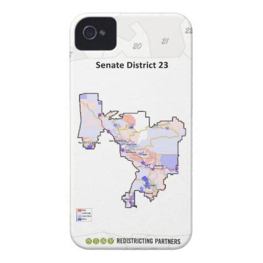 SD23 Case-Mate iPhone 4 CÁRCASA