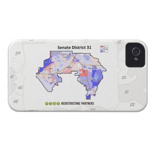 SD31 CARCASA PARA iPhone 4 DE Case-Mate