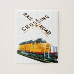 SD-40 Crossing Puzzles