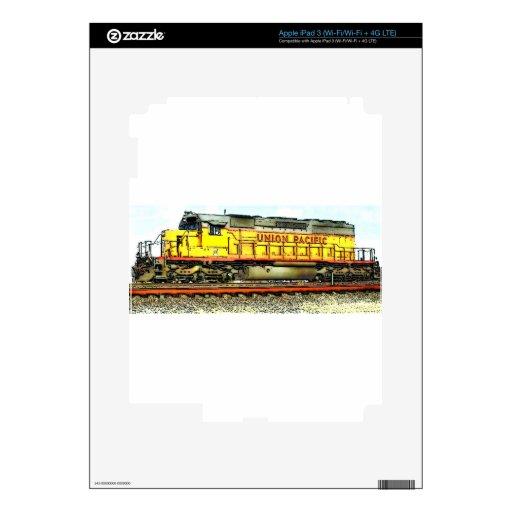 SD-40 iPad 3 PEGATINA SKIN