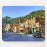 SD, Deadwood, ciudad histórica de la minería auríf Alfombrilla De Ratón