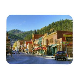 SD, Deadwood, Historic Gold Mining town Magnet