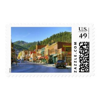 SD, Deadwood, Historic Gold Mining town Postage