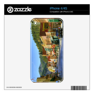 SD, Deadwood, Historic Gold Mining town Skin For iPhone 4S
