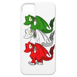 SD Furry Dragon Trio 3 iPhone Case iPhone 5 Cover
