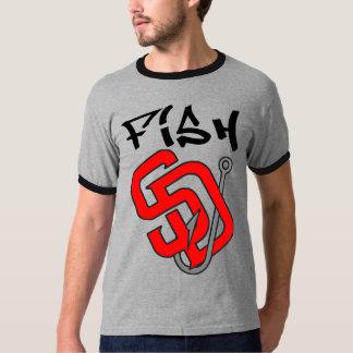 SD HOOK Ringer T-Shirt