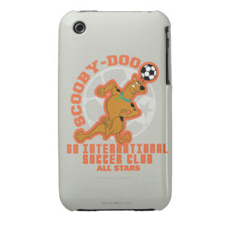 SD International Soccer Club iPhone 3 Cover